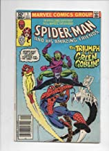 SPIDER-MAN and his AMAZING FRIENDS #1, VG, Green Goblin 1981, more SM in store