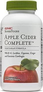 GNC SuperFoods Apple Cider Complete 90 Vegetarian Tablets
