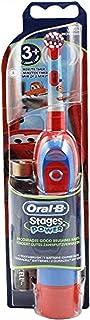 Braun Oral-b Braun Db4.510.K Cars Spazzolino Elettrico Bambini Pulizia Denti Con Timer E Spazzola Testina Rotante