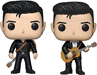 Funko Rocks: Pop! Johnny Cash Collectors Set - Johnny Cash, in Black