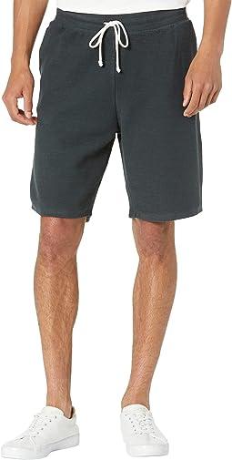 Garrett Herringbone Terry Shorts