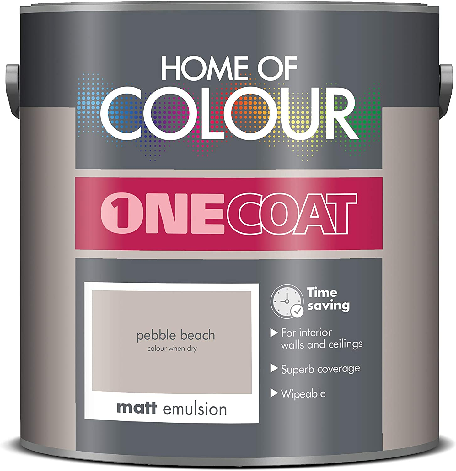 309819 Home of Colour 309823 One Coat Mat