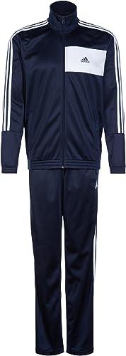 Adidas Entry Knit Survêtement Homme 40 - Bleu Blanc