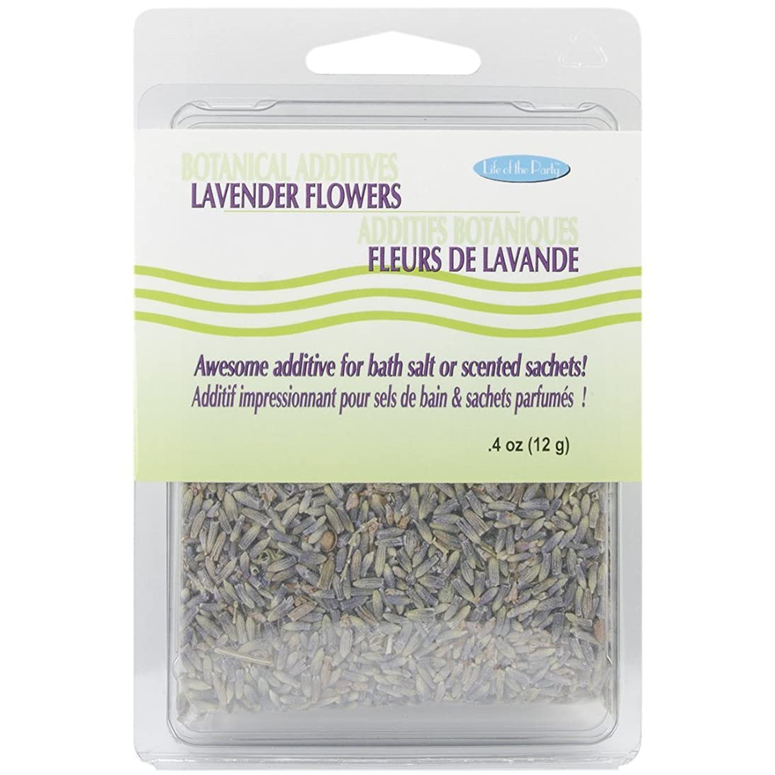 Life of the Party Lavender Flowers Soap Making Additive