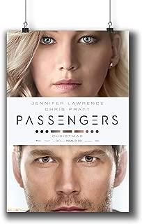 passengers movie poster 2016