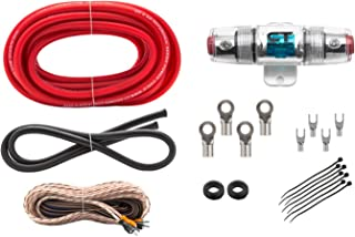 8 Gauge Complete Amp Wiring Installation 8GA Reference Amplifier Wire kit