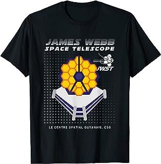 James Webb Télescope intergalactique T-Shirt