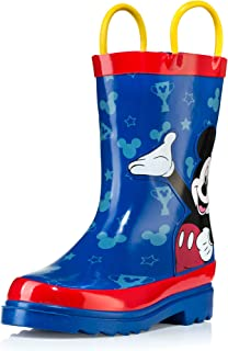 mickey boots size 11
