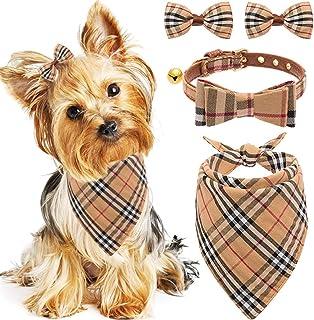 Bow Tie Dog Collar Bell