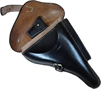 Z730 Details about  /WW2 P08 Holster Black color w//Take Down Tool and Hand Grips Reproduction