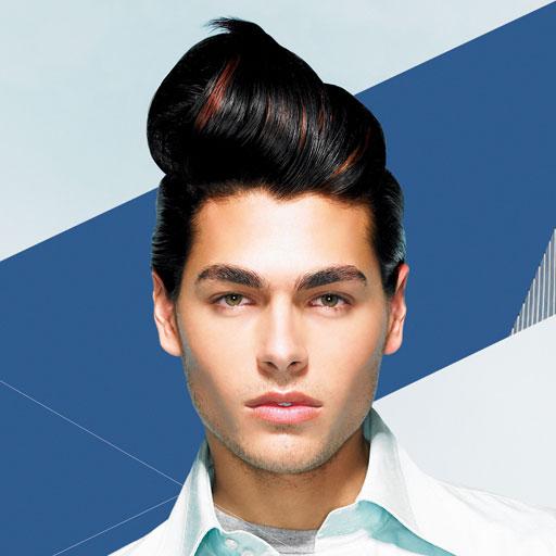 la coiffure pour homme