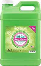 product image for TropiClean High Concentrate Shampoos for Pets - 42:1 Dilution - Made in USA - Deodorizes - Long-Lasting Fragrance
