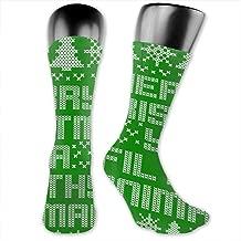 Socks Merry Christmas Ya Filthy Animal 3 Fashion Soft Comfort Sport Socks For Mans Womens