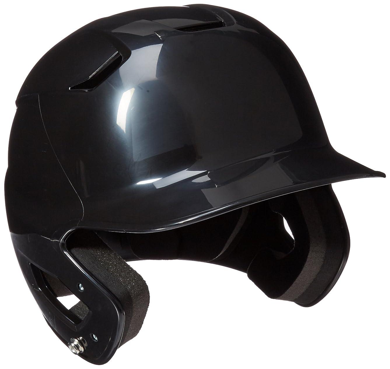 メイドフルーツ野菜まだら* Easton A168080BK Z5シニアバッティングヘルメットブラック