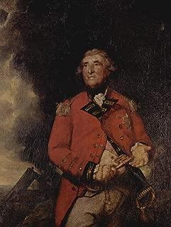 Lais Jigsaw Sir Joshua Reynolds - Portrait of Lord Heathfield, Governor of Gibraltar 2000 Pieces