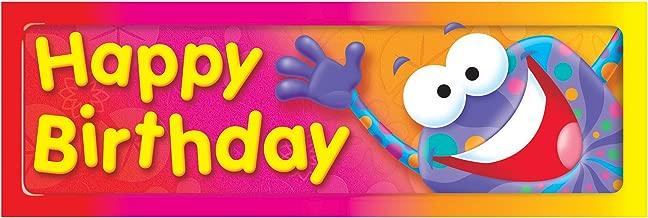 Trend Enterprises Inc. Happy Birthday Frog-Tastic! Bookmarks, 36 ct