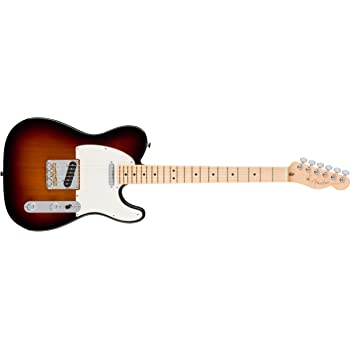 Fender American Professional Telecaster Maple Fingerboard Electric Guitar 3-Color Sunburst