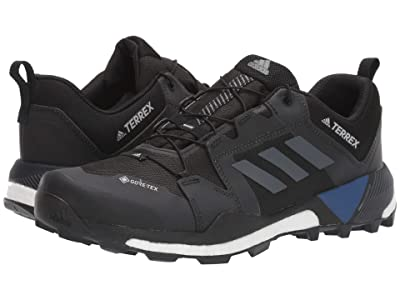 adidas Outdoor Terrex Skychaser XT GTX (Black/Grey Three/Collegiate Royal) Men