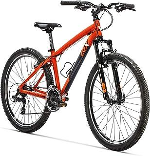 """AFX Bicicleta MTB 26"""", Aquitania 330, Color naranja"""