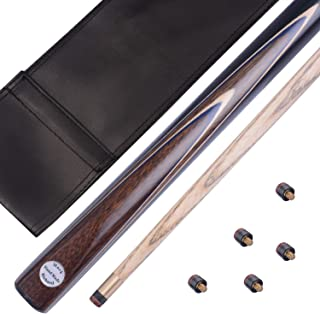 Mark Richard 1/2 Pieces 57 Inches Professional Handmade Snooker Cue Package