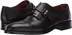 Buckle Cap Toe Oxford