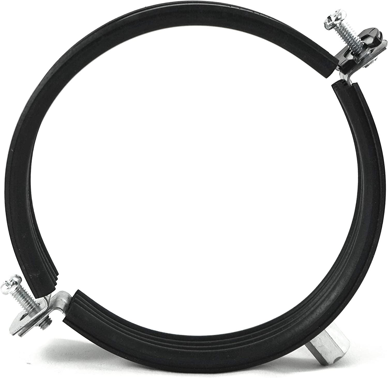 Colliers de serrage MKK 18481 avec joint en caoutchouc cruciforme Filetage M8//10