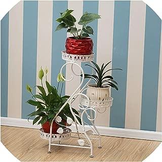 Decorative Metal Dekoru Sera Mensole Per Fiori Afscherming Shelf Plant Stand Balkon Balcony Flower Iron Rack,Number 7