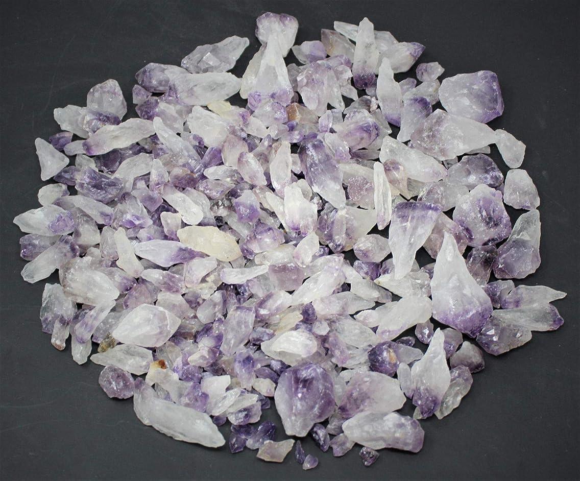 STRIKE Wholesale Amethyst Crystal Points, 2000 Carat Lot Natural Rough Quartz