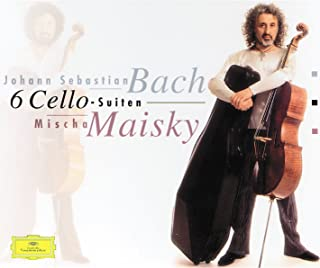 J.S. Bach: Suite For Cello Solo No.1 In G Major, BWV 1007 - 4. Sarabande