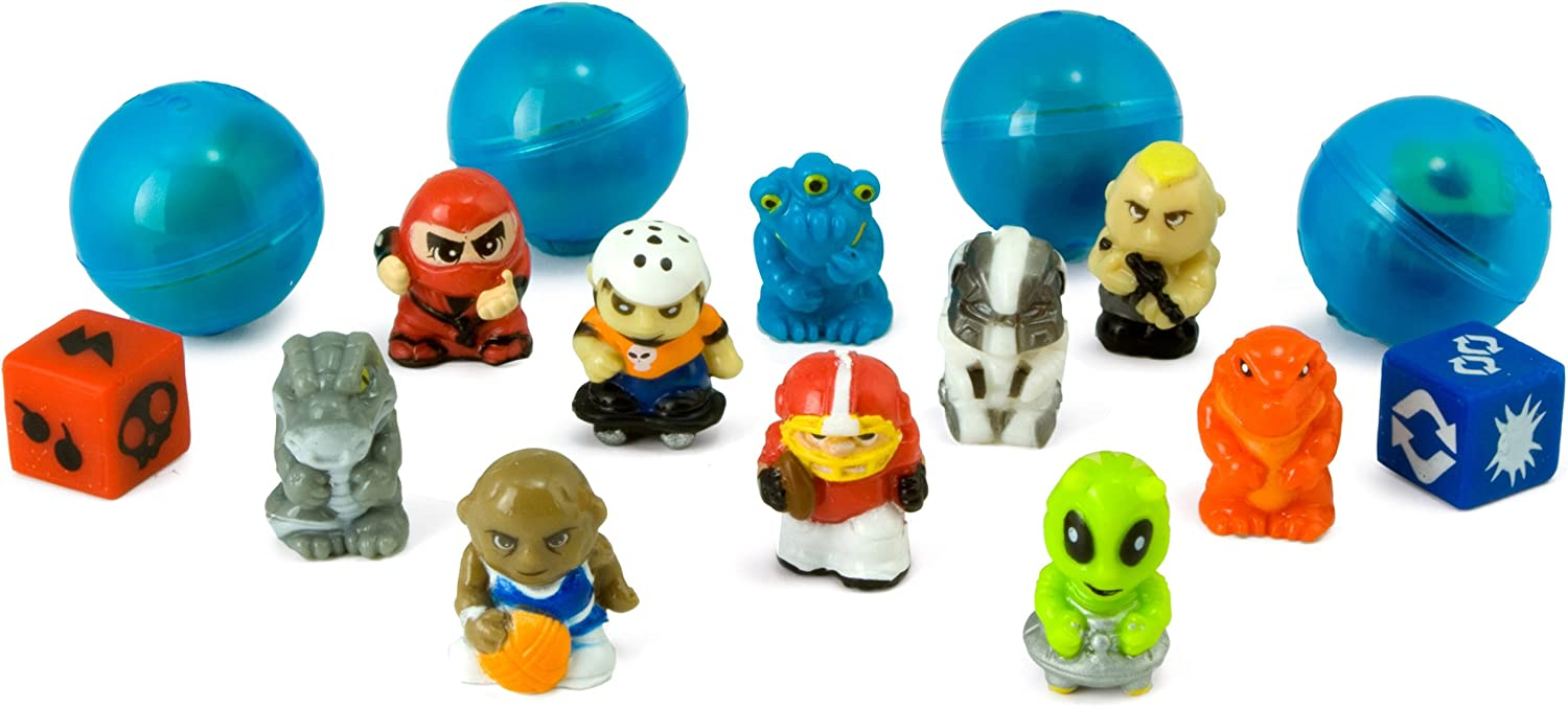 Blip Squinkies Boys Bubble Pack 3