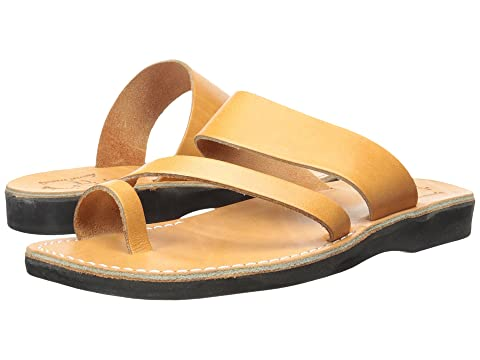 Mens Jerusalem Zohar BlackBrownTan Sandals Jerusalem Sandals xIZ5Yfq