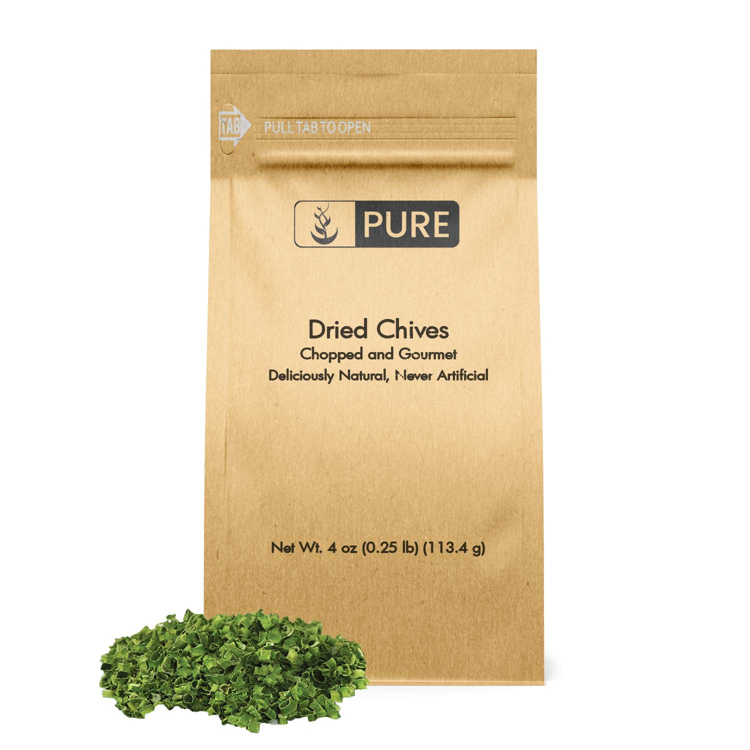 Dried Chives 4 oz Thin Delicate Cho Add as Max 78% OFF Topping cheap Gourmet