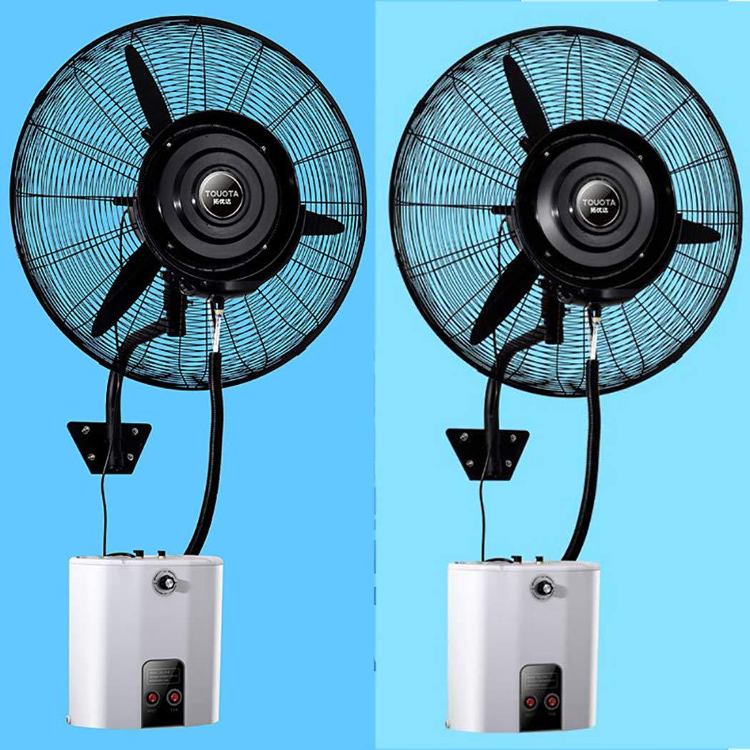 YZJJ Ventilador nebulizador, Ventilador Industrial silencioso de ...
