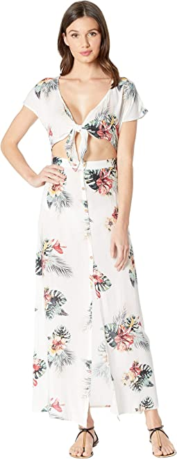 Ubud Walk Cover-Up Swimsuit Dress