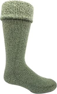 JB Field's -50 Below Icelandic Socks (Knee Length, Extra Warm Wool Cushion) - 2 Pairs