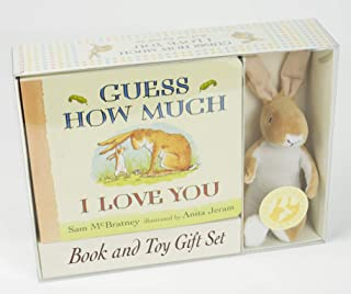 Guess How Much I Love You Board and Plush Set