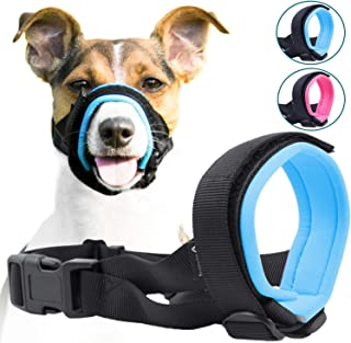 soft muzzle for boxer