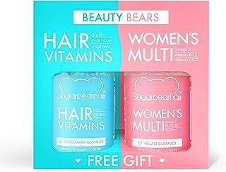ویتامین های SugarBearHair (خرس های زیبایی)