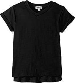 Always Basic Short Sleeve Tee (Big Kids)