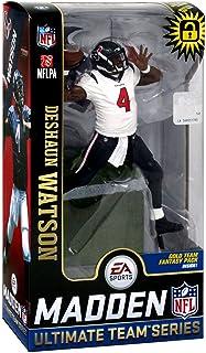 McFarlane Toys EA Sports Madden NFL 19 Ultimate Team Texans Deshaun Watson - Houston White Jersey Variant