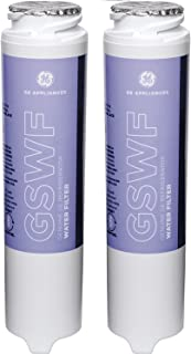 GE GSWF-2 Refrigerator Water Filter, 2-Pack