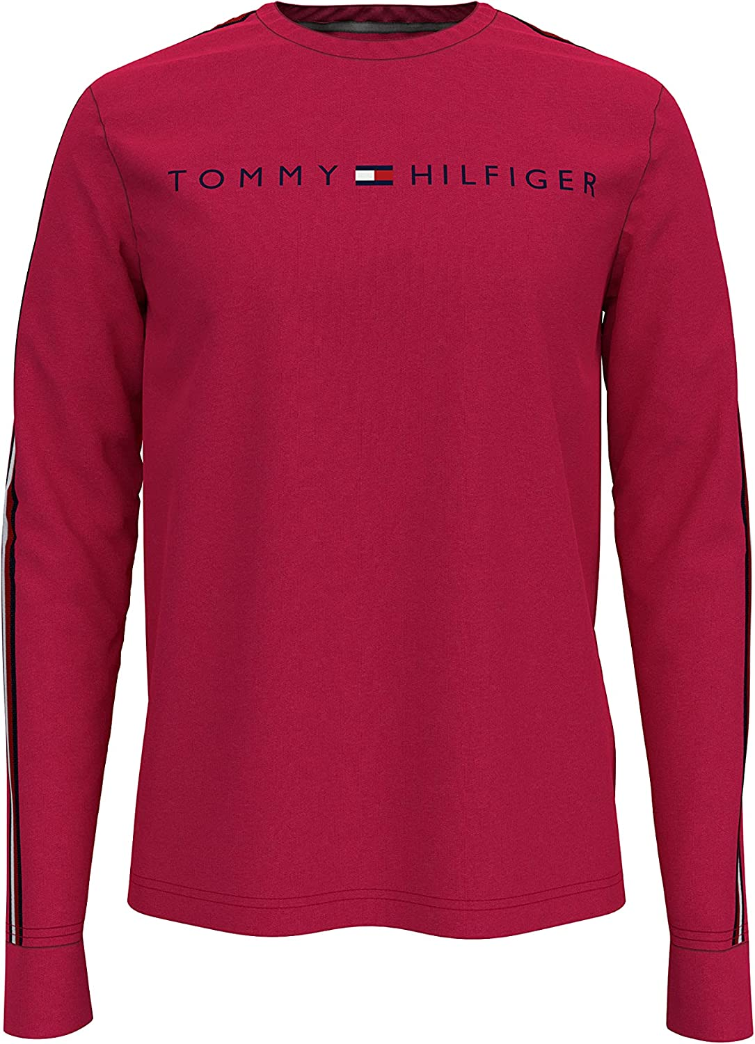 Tommy Hilfiger Men's Sale Special Price Long Store Cotton T Sleeve Shirt