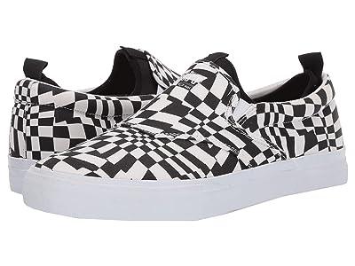 Diamond Supply Co. Boo J XL (Black Checkered) Men