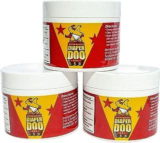 Super Duper Diaper Doo™ - 2 Oz. Jar, 3 Pk. - SCS