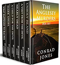 The Anglesey Murders Box Set: Books 1-6