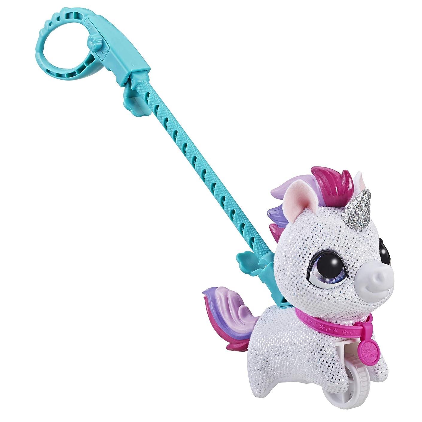 命題強制的強要FurReal Walkalots Lil' Wags, Unicorn