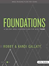 Foundations - Teen Devotional: A 260-Day Bible Reading Plan for Busy Teens