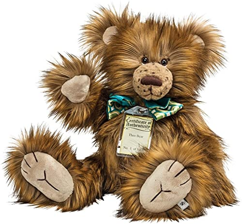 Silver Tag Bears Collection 5 - Theo Bear