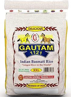 Gautam Basmati Rice XXL (20KG)