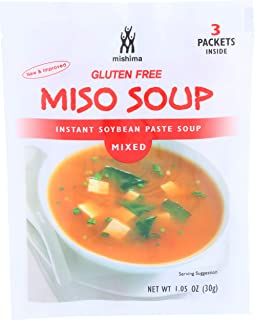 Mishima Soup Instant Miso Mixed, 1.05 oz